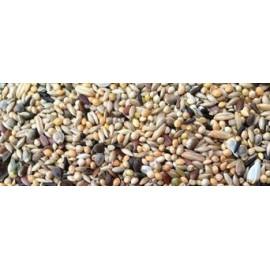 Mélange agapornis ou inséparables 25 kg (comparatif 20 kg : 29,28 €)