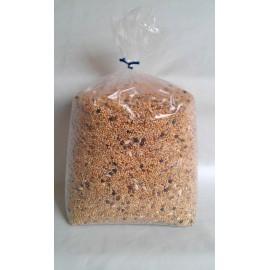 Mélange agapornis (inséparables) 2 kg