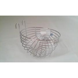 Nid en métal avec crochet 9,5 cm