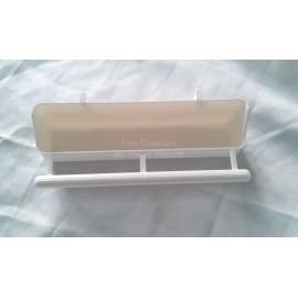 Mangeoire 18 cm avec perchoir
