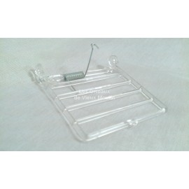 Porte de cage en plastique