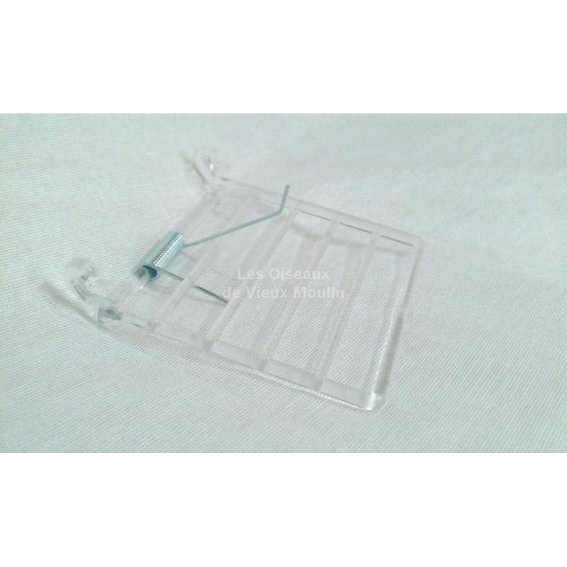 porte de cage en plastique pour cage avec barreaux. Black Bedroom Furniture Sets. Home Design Ideas
