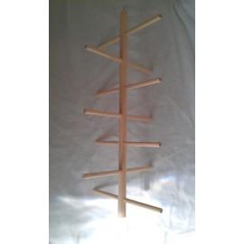 Perchoir en bois 20 x 40 cm