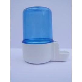Abreuvoir 40 ml blanc/bleu