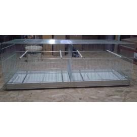 Cage d'élevage et d'envol 120 cm (uniquement vendue en magasin)