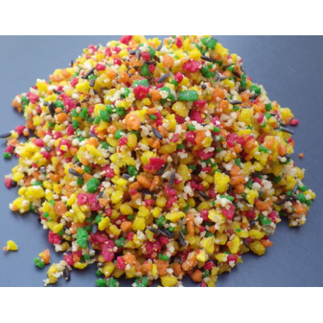 Pâtée grasse tropicale aux fruits ou bird food (1 kg)