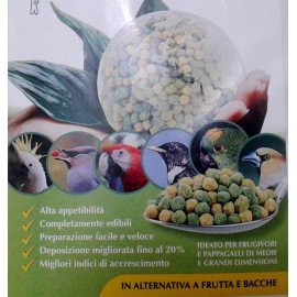 PERLE MORBIDE aux fruits verts 1 kg (reconditionné)