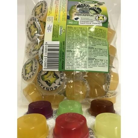 Lot de Jelly (pour oiseaux, insectes ou reptiles)