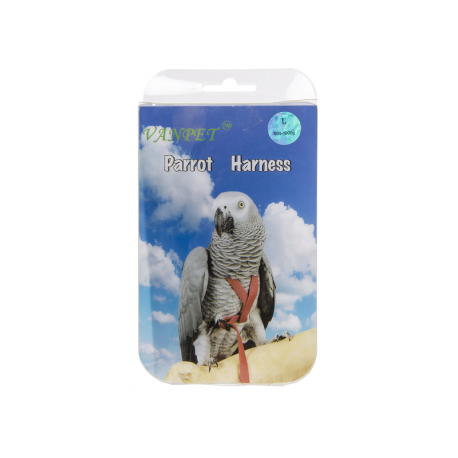 HARNAIS (L) POUR OISEAUX