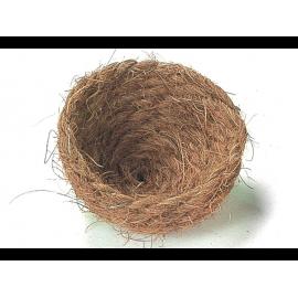 Fond de nid en osier diam. 11 cm